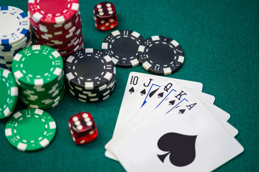 Revealed Two sides of poker online casino gaming