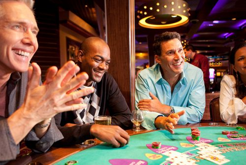 Play varieties of online Casino games